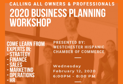 2020 Business Planning Workshop